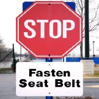 Seat Belt And Child Restraint Violations In California