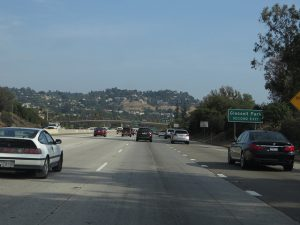 Commercial Drivers Face 3rd Lane Violations in CA (vehicle